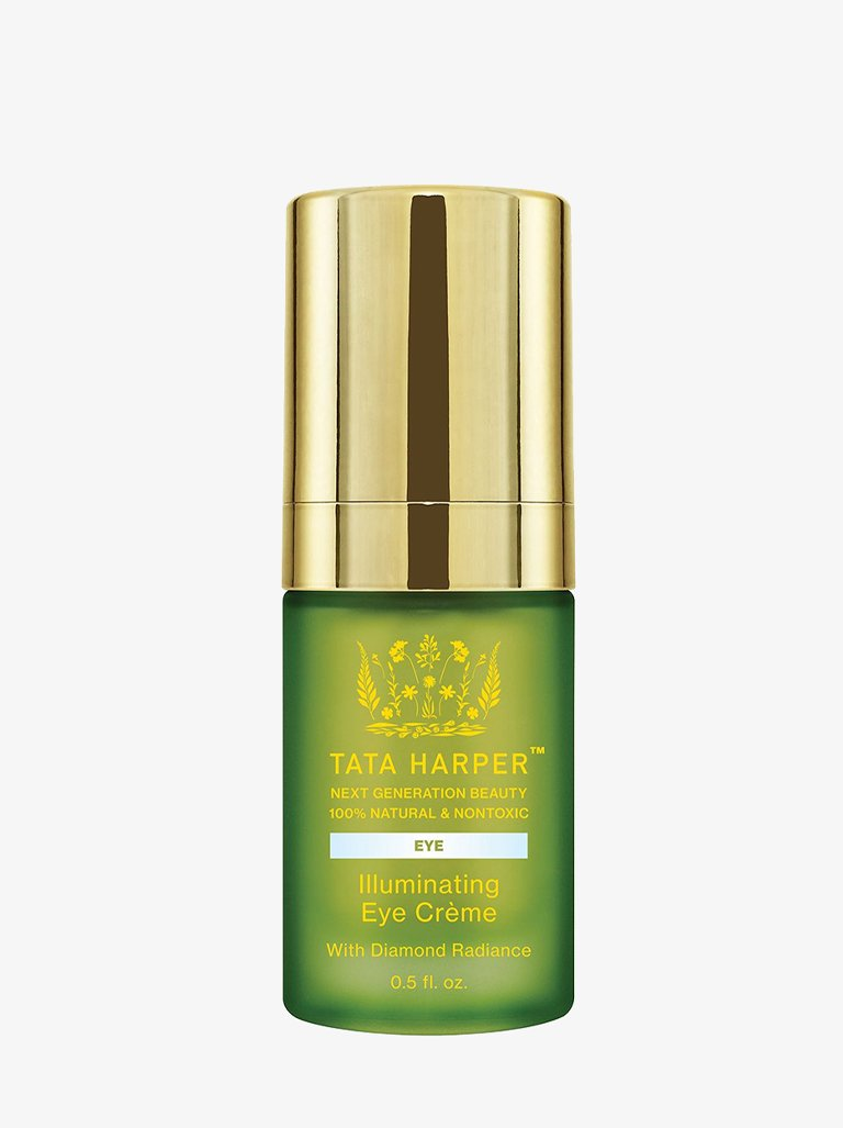 ILLUMINATING EYE CREME * BEAUTY-FACE CARE MOISTURIZER TATA HARPER SMETS