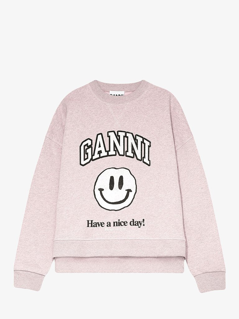 ISOLI SWEATSHIRT WOMEN-CLOTHING SWEATSHIRT GANNI SMETS