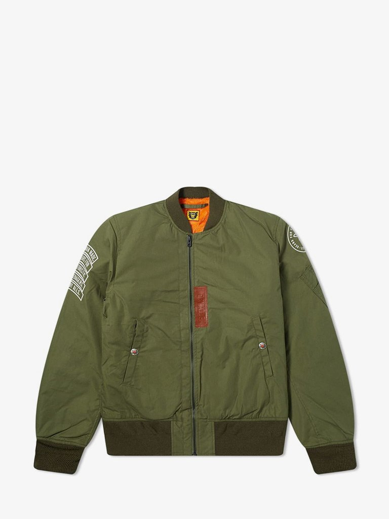 JACKET MEN-CLOTHING JACKET HUMAN MADE SMETS