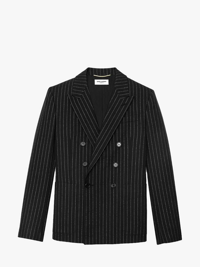 JACKET WOMEN-CLOTHING JACKET SAINT LAURENT SMETS