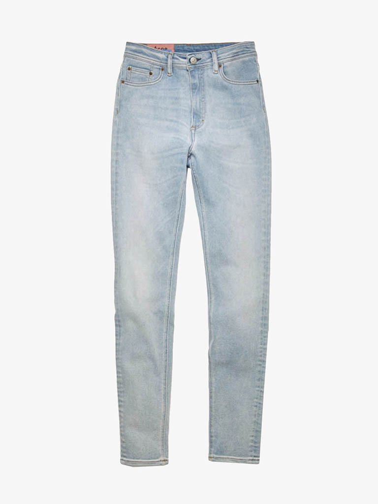 JEANS WOMEN-CLOTHING JEANS ACNE STUDIOS SMETS