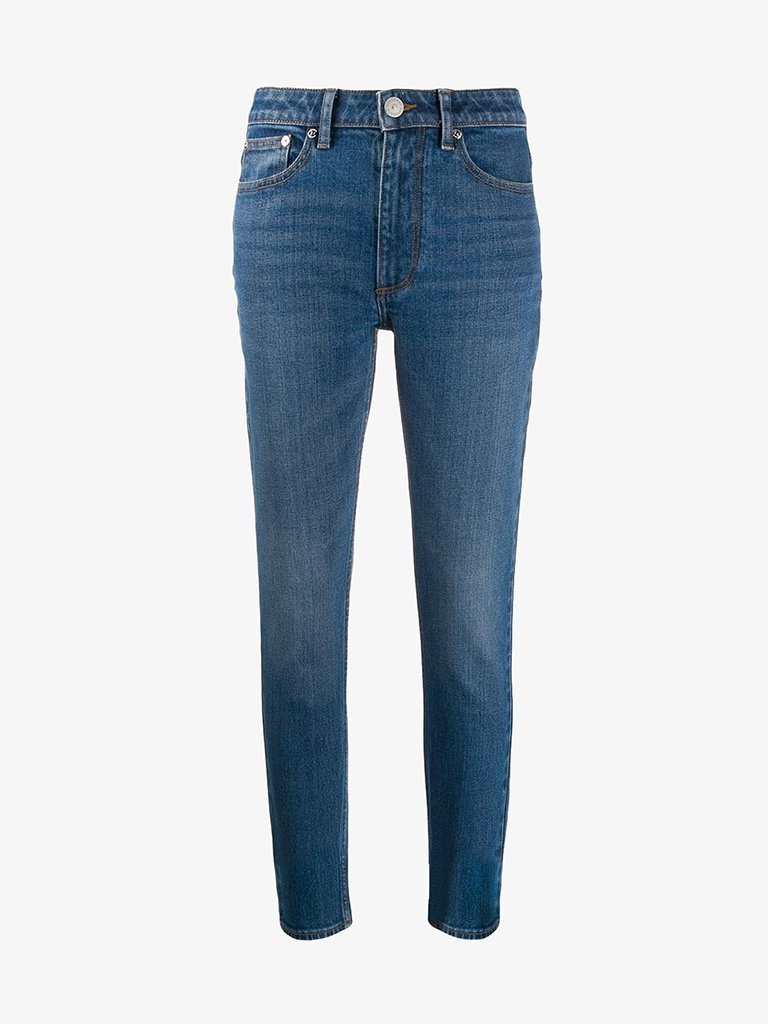JEANS * WOMEN-CLOTHING JEANS BURBERRY SMETS