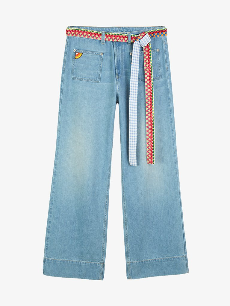 JEANS WOMEN-CLOTHING JEANS MIRA MIKATI SMETS