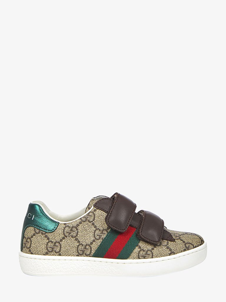 JUNIOR UNISEX GG SNEAKERS KIDS-SHOES SNEAKERS GUCCI SMETS