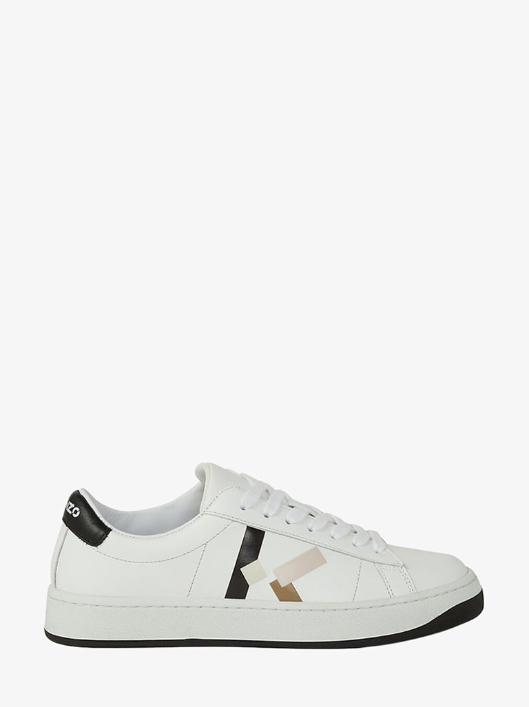 K-LOGO SNEAKERS WOMEN-SHOES SNEAKERS KENZO SMETS