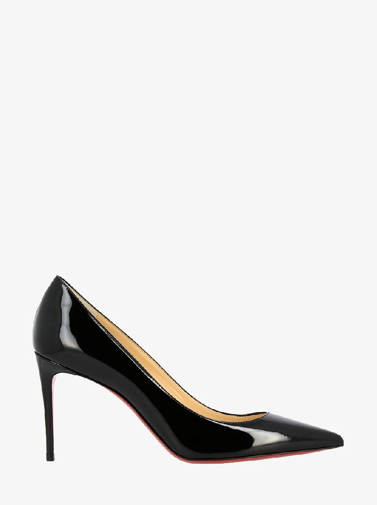 KATE 85MM HEEL PATENT PUMPS WOMEN-SHOES PUMPS CHRISTIAN LOUBOUTIN SMETS