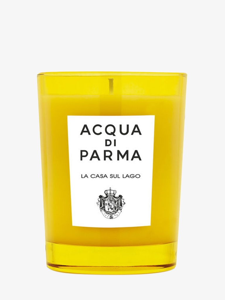 LA CASA SUL LAGO CANDLE* LIFESTYLE CANDLES HOME FRAGRANCES ACQUA DI PARMA SMETS