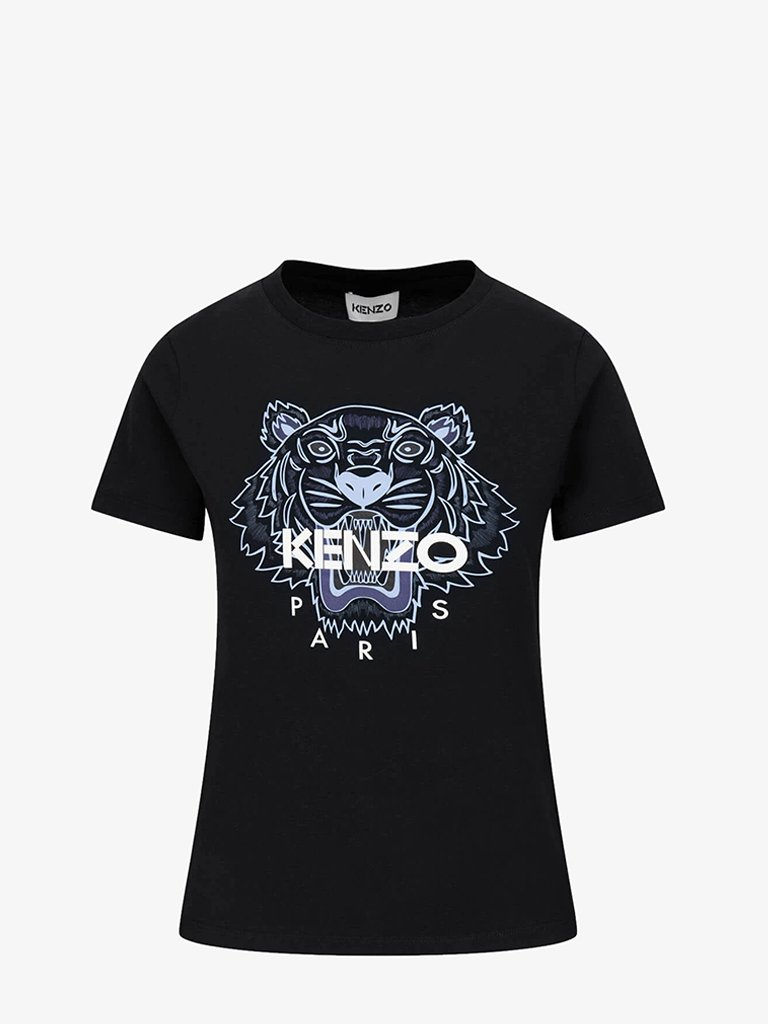 LIGHT SINGLE JERSEY CLASSIC TIGER T-SHIRT WOMEN-CLOTHING T-SHIRT KENZO SMETS