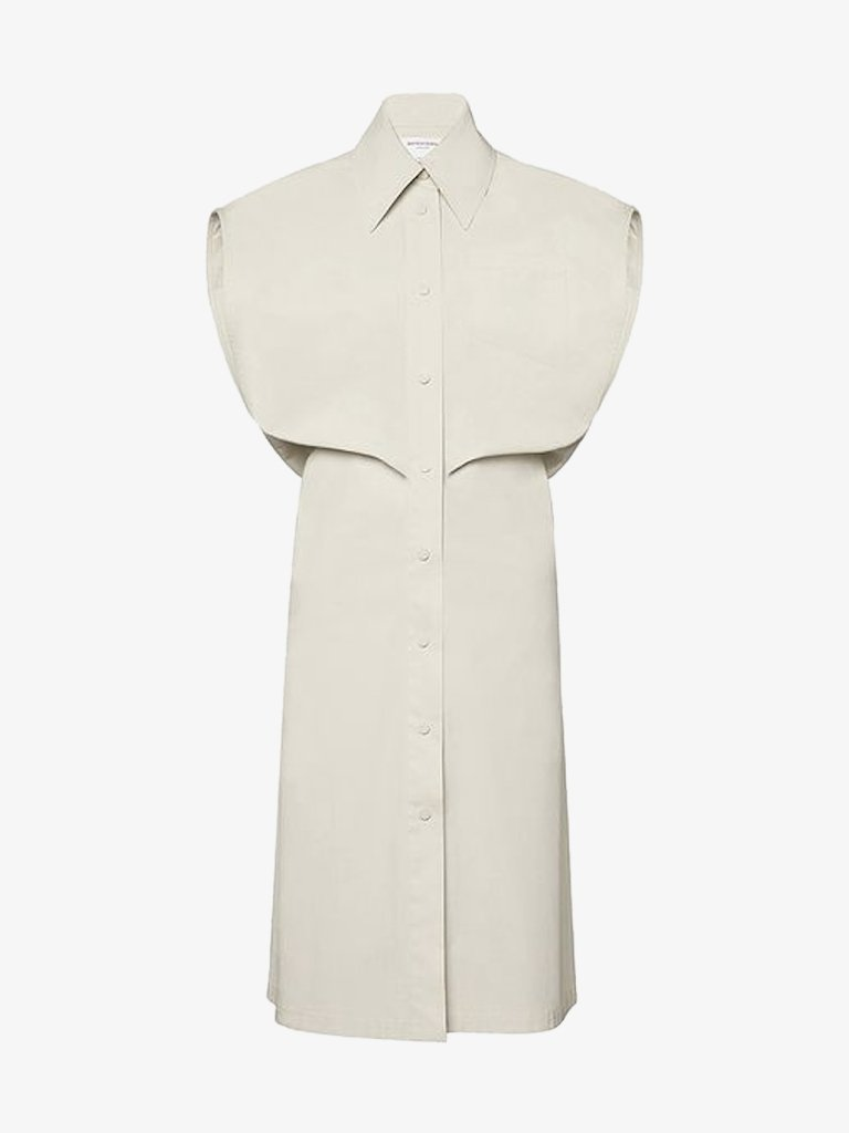 LONG DRESS WOMEN-CLOTHING LONG DRESS BOTTEGA VENETA SMETS