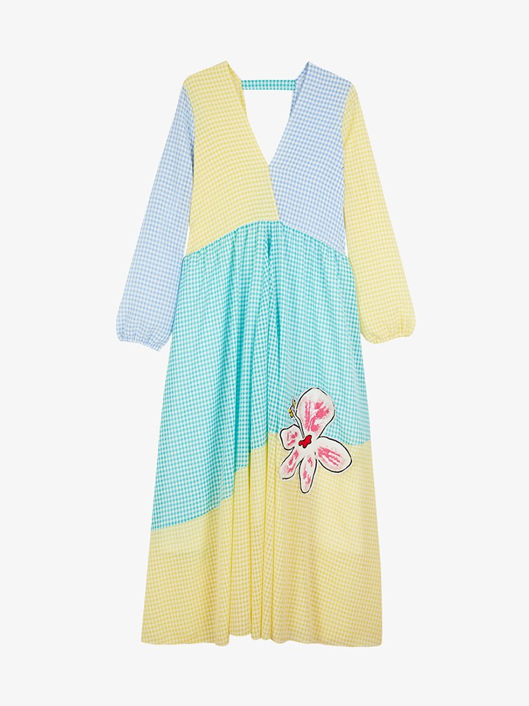 LONG DRESS WOMEN-CLOTHING LONG DRESS MIRA MIKATI SMETS