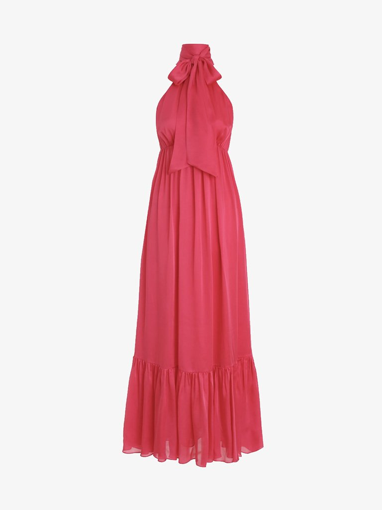 LONG DRESS WOMEN-CLOTHING LONG DRESS ZIMMERMANN SMETS