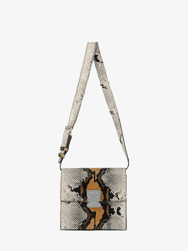 LUDO BAG WITH ANIMAL PRINTED LEATHER WOMEN-BAGS SHOULDER BAG 1017 ALYX 9SM SMETS