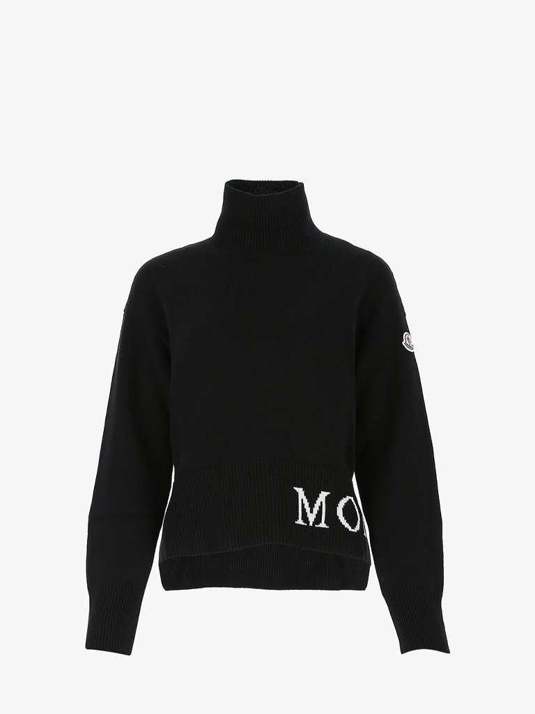 LUPETTO TURTLENECK WOMEN-CLOTHING TURTLENECK MONCLER SMETS