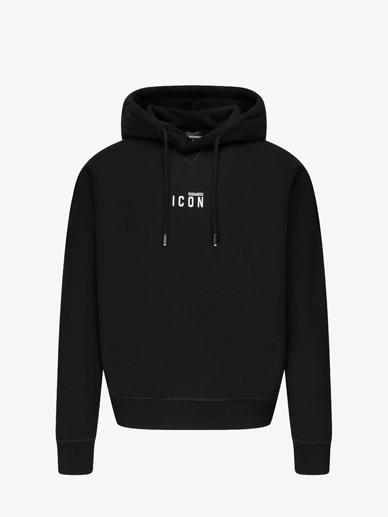 MINI ICON HOODIE * MEN-CLOTHING HOODIE DSQUARED2 SMETS