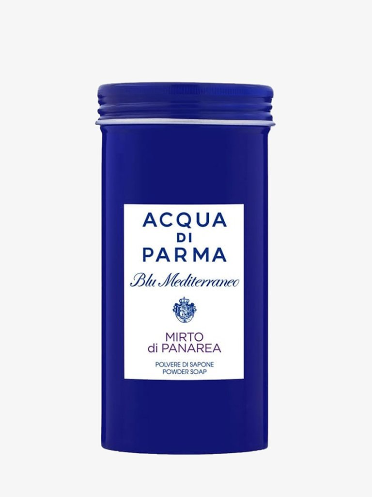 MIRTO DI PANAREA POWDER SOAP * BEAUTY-BODY CARE BATH & SHOWER ACQUA DI PARMA SMETS