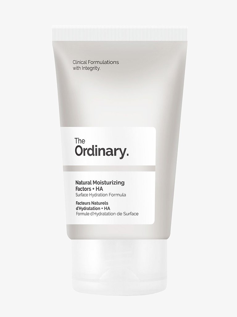 NATURAL MOISTURIZING FACTORS + HA BEAUTY-FACE CARE MOISTURIZER THE ORDINARY SMETS