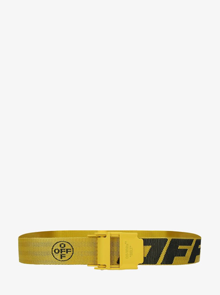 NEW LOGO MINI INDUSTRIAL BELT WOMEN-ACCESSORIES BELT OFF-WHITE SMETS