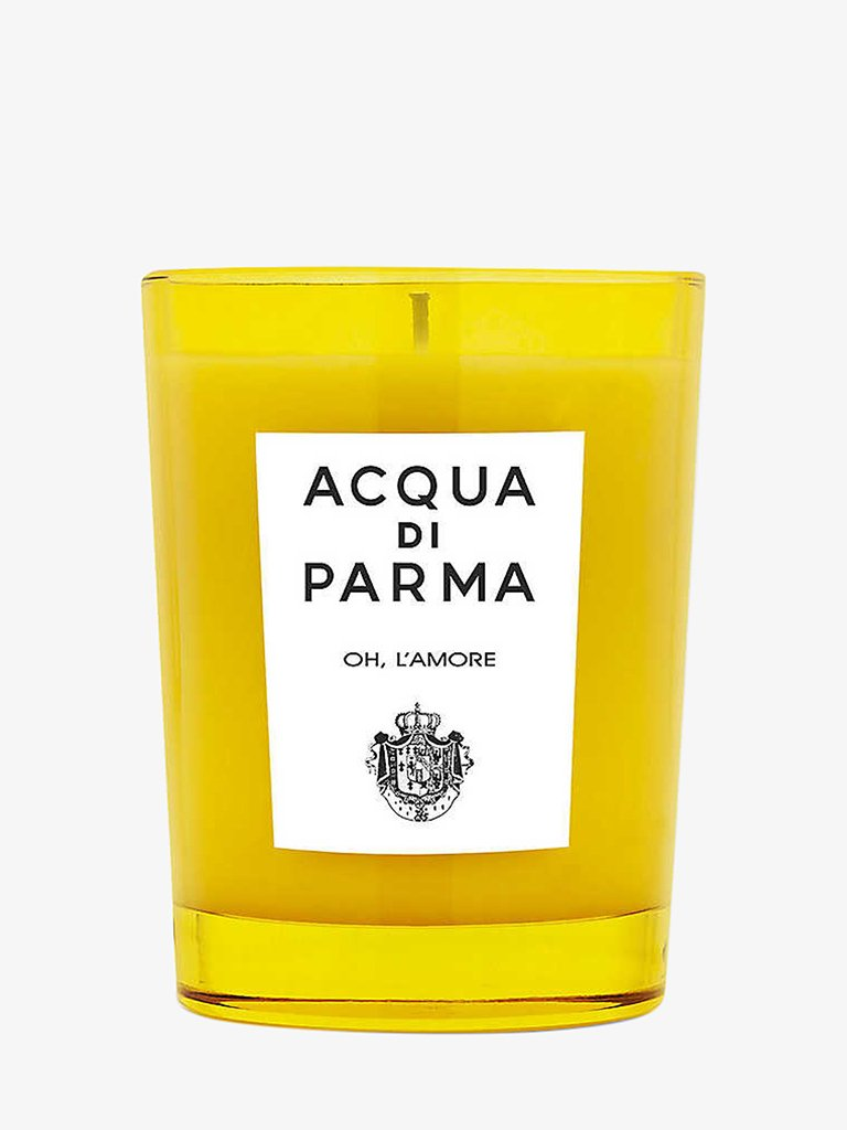 OH L'AMORE CANDLE* LIFESTYLE CANDLES HOME FRAGRANCES ACQUA DI PARMA SMETS