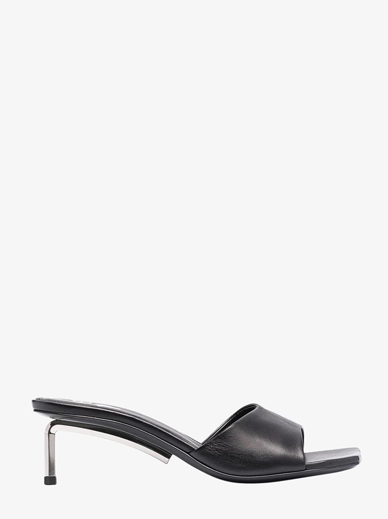 OPEN TOE ALLEN MULES WOMEN-SHOES MULES OFF-WHITE SMETS