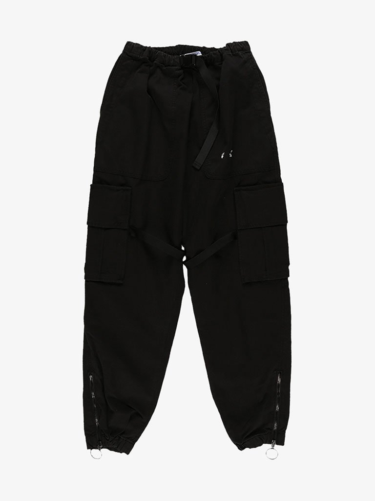OW LOGO PARACHUTE CARGO PANTS * MEN-CLOTHING CARGO PANTS OFF-WHITE SMETS