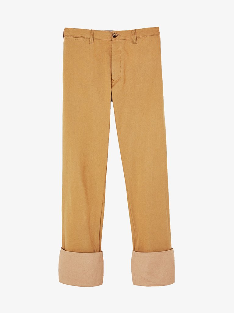 PANTS * MEN-CLOTHING PANTS LOEWE SMETS