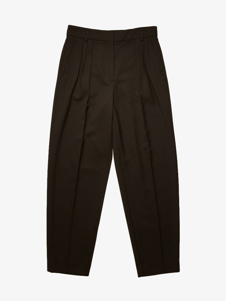 PANTS WOMEN-CLOTHING PANTS ACNE STUDIOS SMETS