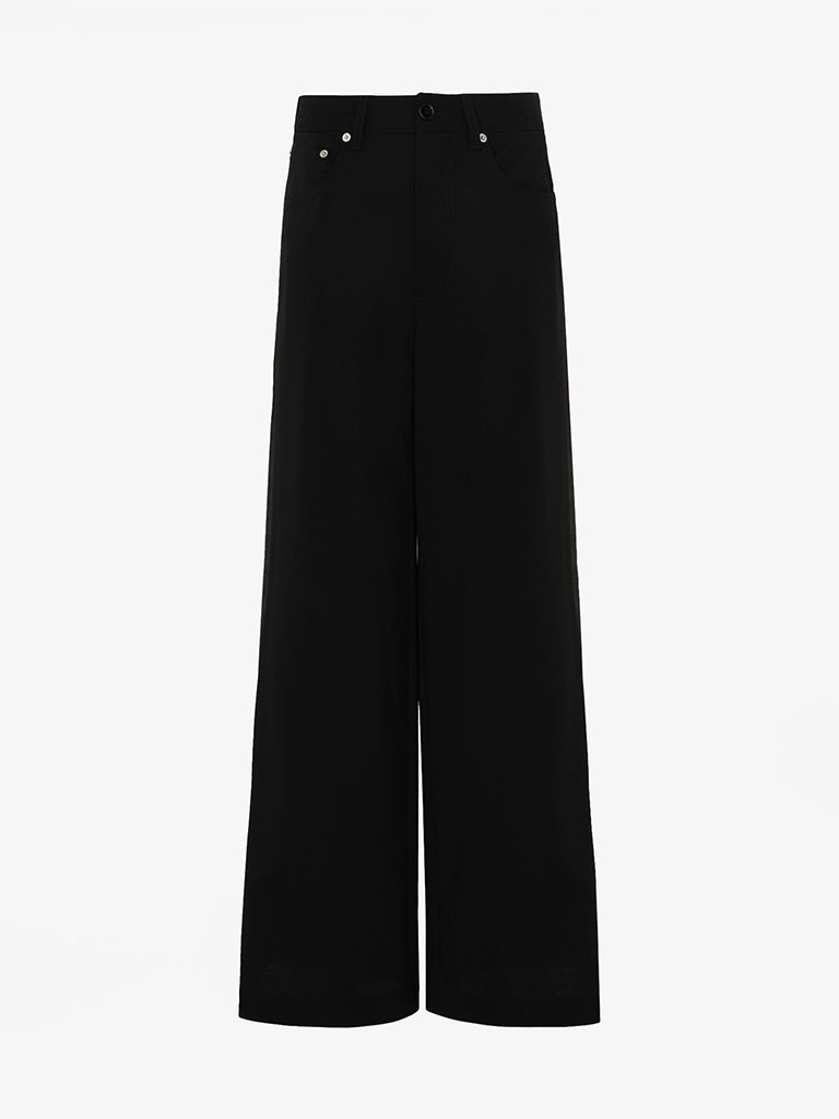 PANTS WOMEN-CLOTHING PANTS MM6 MAISON MARGIELA SMETS