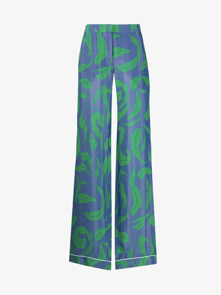 PANTS WOMEN-CLOTHING PANTS OFF-WHITE SMETS