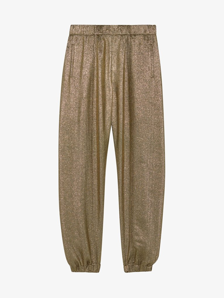 PANTS WOMEN-CLOTHING PANTS SAINT LAURENT SMETS