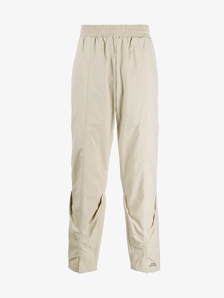 PLEAT CUFF TRACK PANTS MEN-CLOTHING TRACK PANTS A-COLD-WALL* SMETS