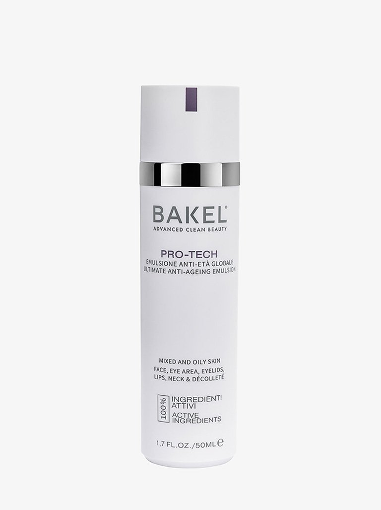 PRO TECH ULTIMATE ANTI AGEING EMULSION * BEAUTY-FACE CARE SERUM BAKEL SMETS