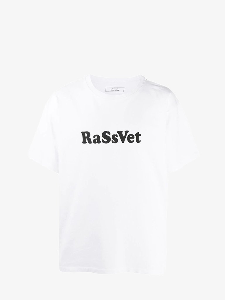 RASSVET T-SHIRT MEN-CLOTHING T-SHIRT GOSHA RUBCHINSKY SMETS