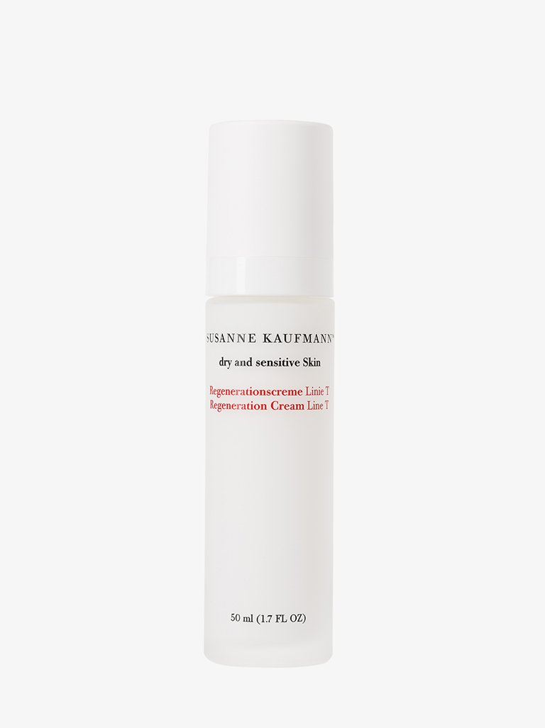 REGENERATION CREAM LINE T * BEAUTY-FACE CARE MOISTURIZER SUSANNE KAUFMANN SMETS