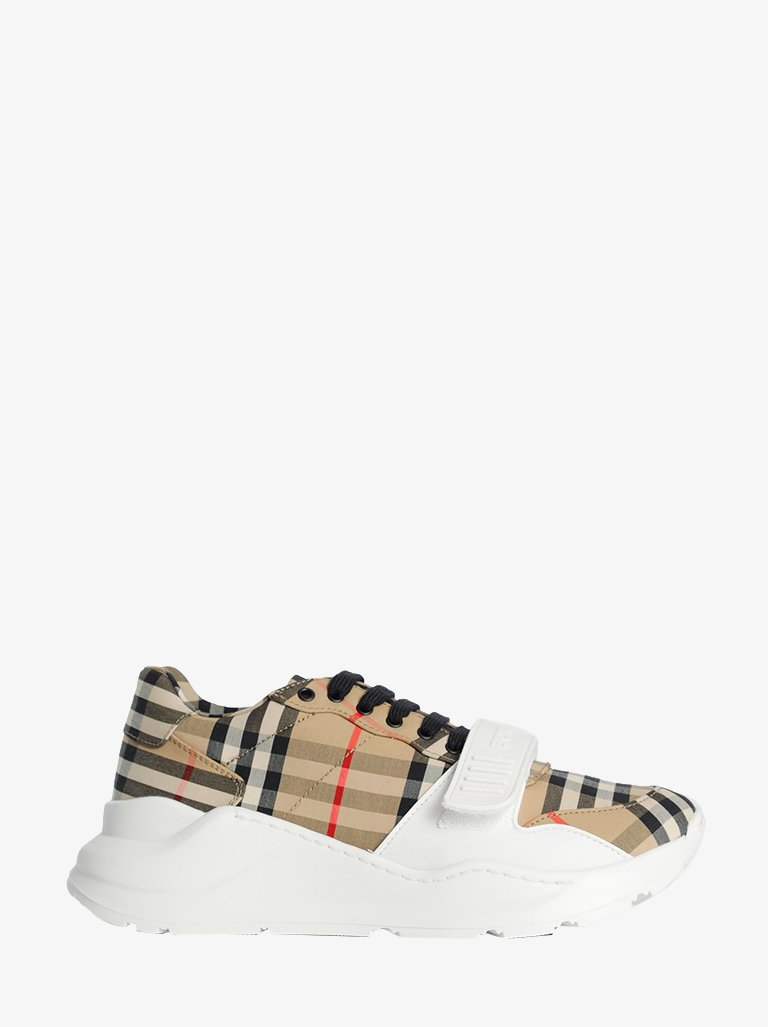 REGIS L SNEAKERS WOMEN-SHOES SNEAKERS BURBERRY SMETS