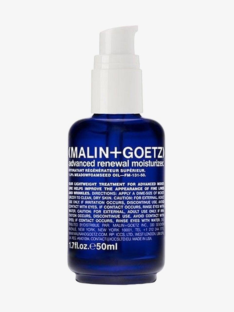 RENEWAL MOISTURIZER * BEAUTY-FACE CARE MOISTURIZER MALIN+GOETZ SMETS