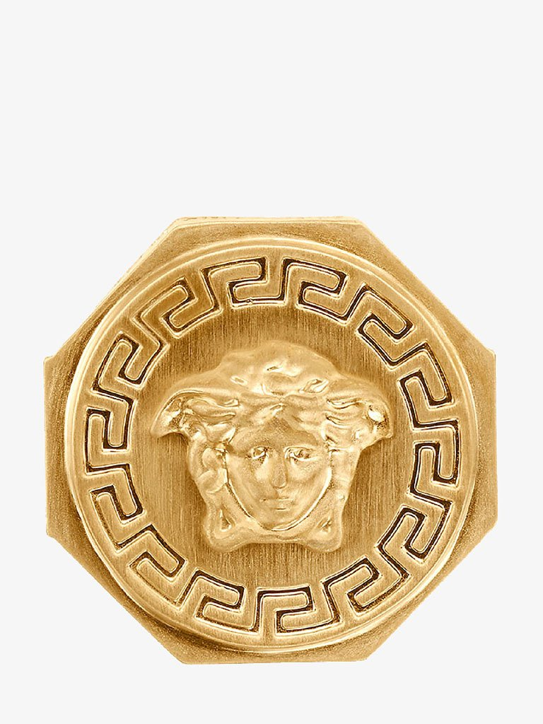 RING * MEN-JEWELRY RING VERSACE SMETS