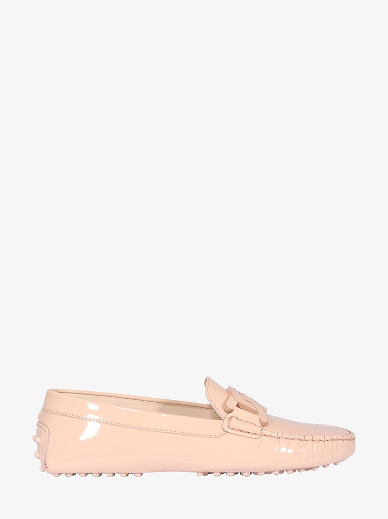RUBBER CHAIN RING SPECIAL LOAFERS WOMEN-SHOES LOAFERS TOD'S SMETS