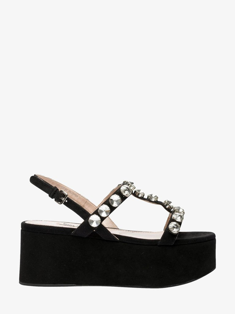 SANDALS WOMEN-SHOES SANDALS MIU MIU SMETS
