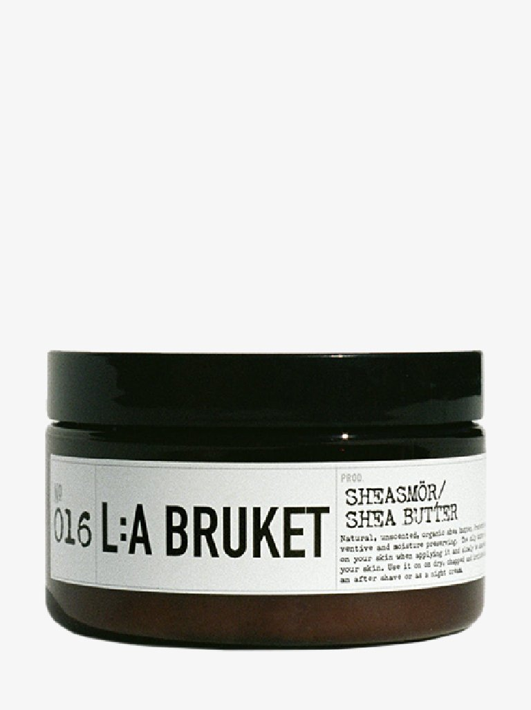SHEA BUTTER NATURAL * BEAUTY-BODY CARE MOISTURIZER LA BRUKET SMETS