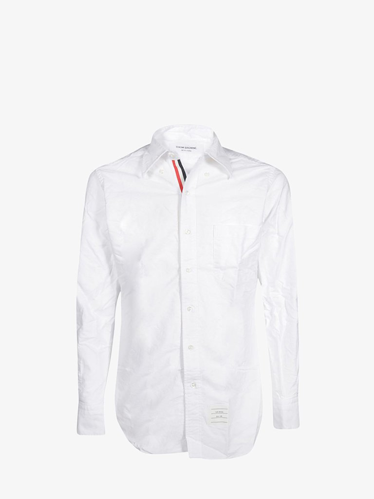 SHIRT MEN-CLOTHING SHIRT THOM BROWNE SMETS