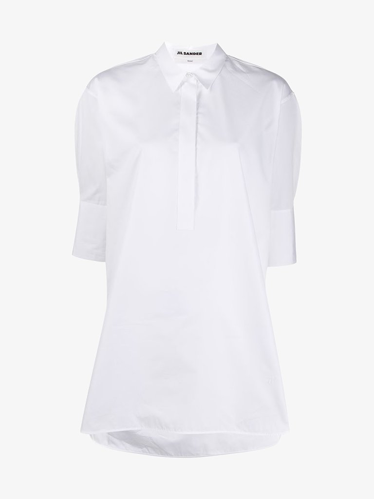 SHIRT WOMEN-CLOTHING SHIRT JIL SANDER SMETS