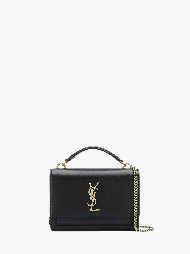 SHOULDER BAG WOMEN-BAGS SHOULDER BAG SAINT LAURENT SMETS