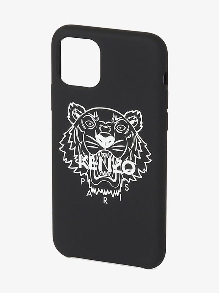 SILVER TIGER IPHONE 11 PRO CASE MEN-ACCESSORIES IPHONE CASE KENZO SMETS