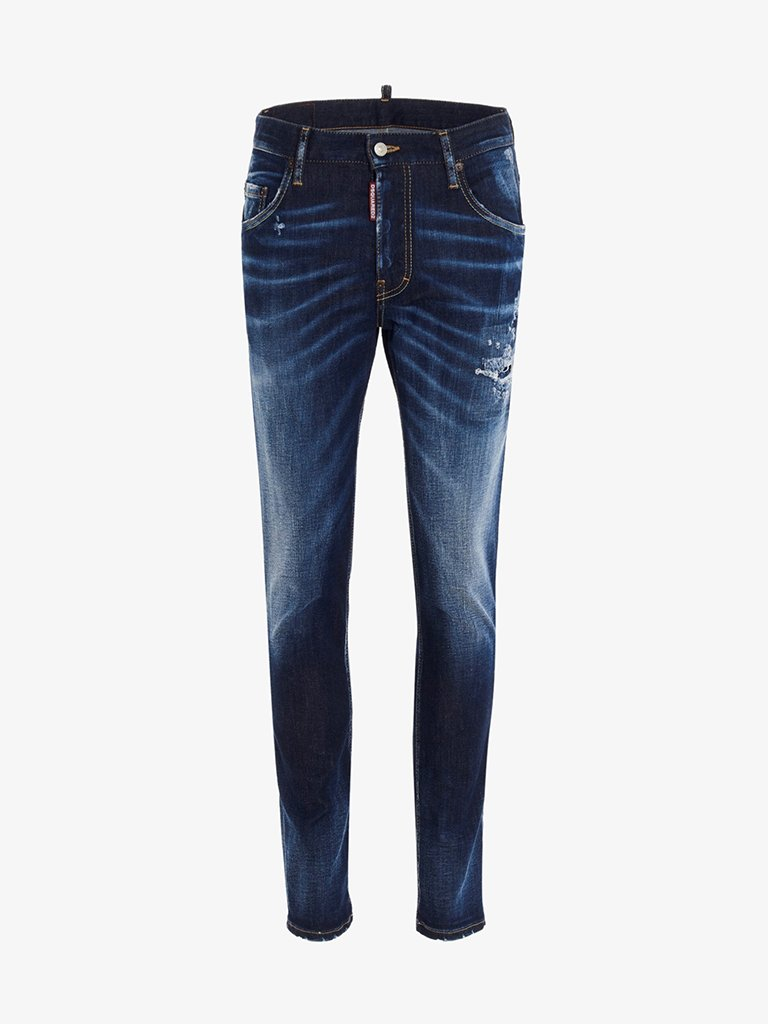 SKATER JEANS * MEN-CLOTHING JEANS DSQUARED2 SMETS