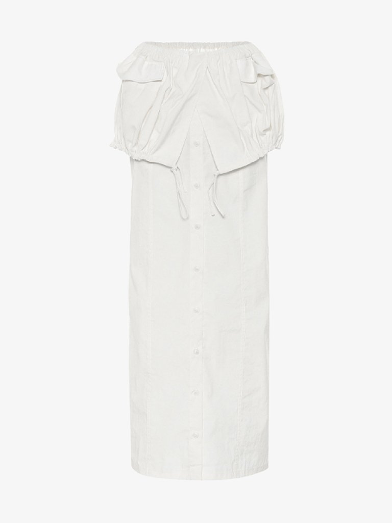 SKIRT WOMEN-CLOTHING SKIRT JACQUEMUS SMETS