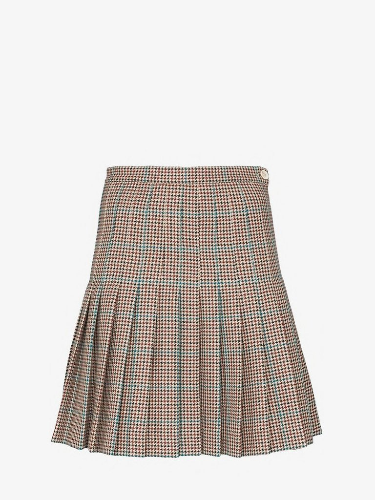 SKIRT WOMEN-CLOTHING SKIRT OFF-WHITE SMETS