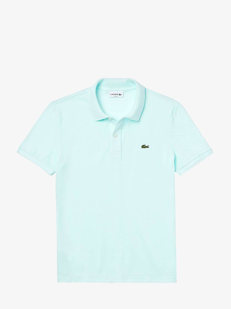 SLIM FIT POLO MEN-CLOTHING POLO LACOSTE SMETS
