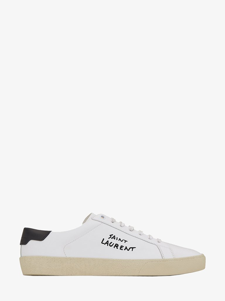 SNEAKERS * WOMEN-SHOES SNEAKERS SAINT LAURENT SMETS