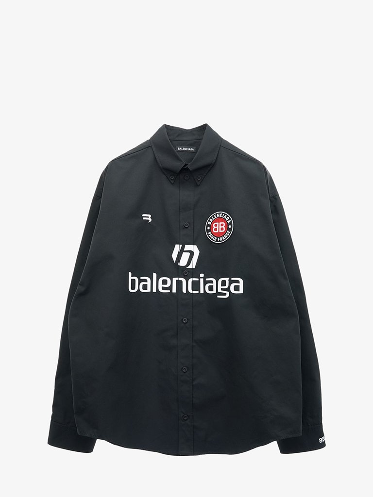 SOCCER SHIRT MEN-CLOTHING SHIRT BALENCIAGA SMETS