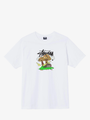SOMETHING'S COOKIN' T-SHIRT MEN-CLOTHING T-SHIRT STÜSSY SMETS